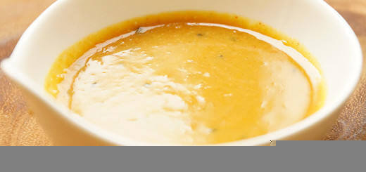 Miso, Garlic and Ginger Dipping Sauce