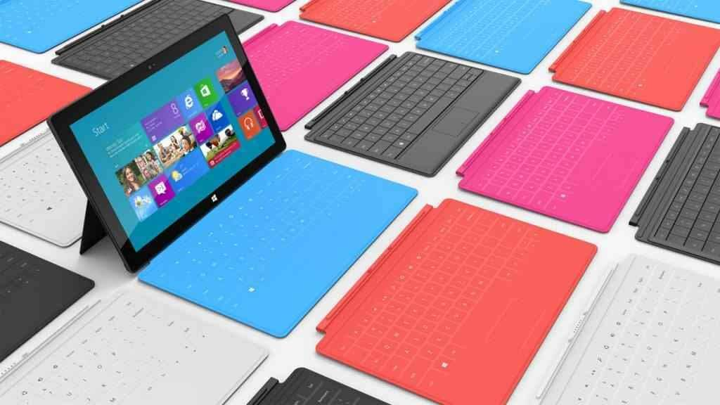 Surface Touchcover