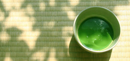 How do you get Green Tea that's actually Green?