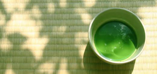 - How do you get Green Tea that's actually Green?
