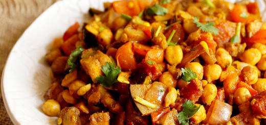 Chickpea_Curry_Red_Bell_Pepper_Eggplant
