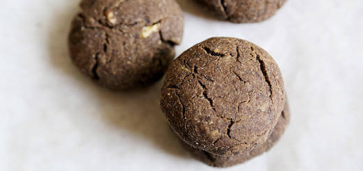 Healthy_Crunchy_Chocolate_Carob_Flavoured_Cookies