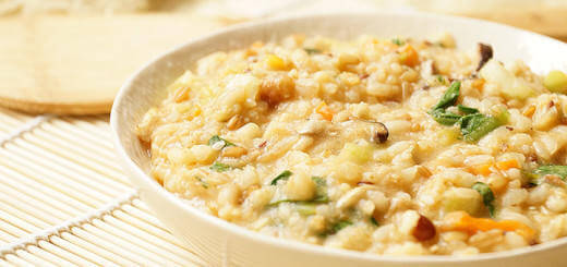 Multi-grain Vegetable Porridge